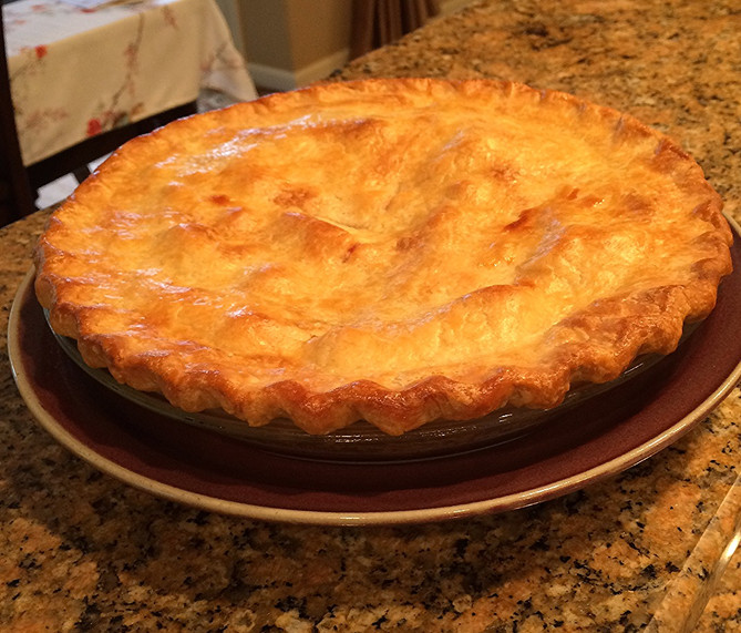 Pie of the Month - July