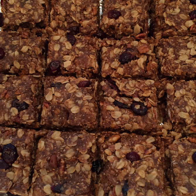 Our Favorite Energy Bars