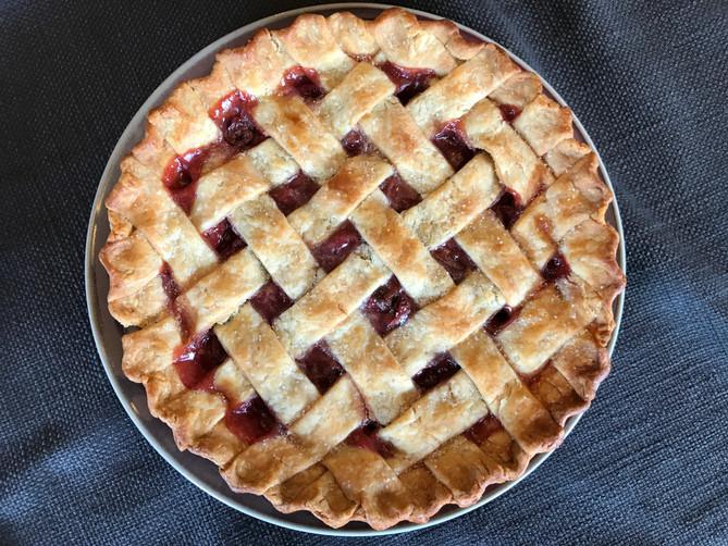 July's Cherry Pie