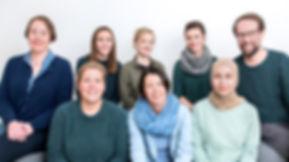 Unser Ergotherapie Team