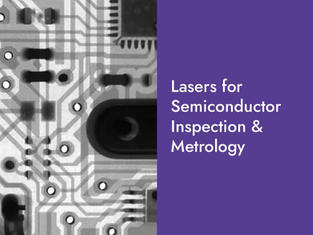 Lasers for Semiconductor Wafer Inspection