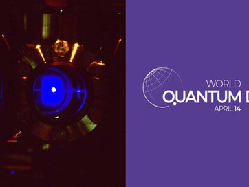 World Quantum Day   April 14th