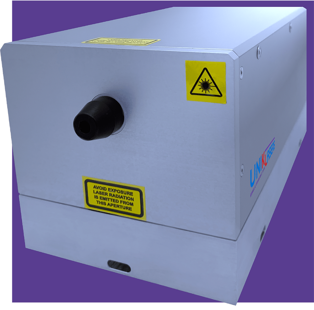 Duetto 349 CW Single Frequency UV Laser System