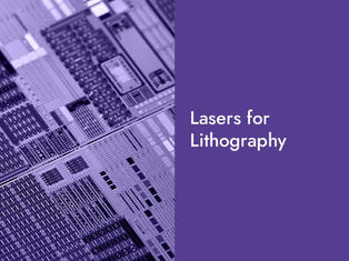 Lasers for Lithography