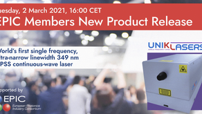 EPIC Members Product Launch Presentation: Duetto 349 CW DPSS UV Laser