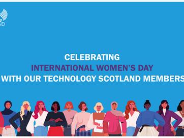 IWD 2021 | Technology Scotland