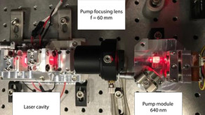 DPSS Lasers for Quantum Applications