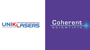 New distributor for Australia and New Zealand: Coherent Scientific