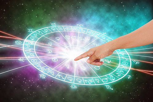 Astrological Reading - Subsequent Session - One Hour