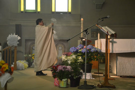 Resurrection Angel/Easter Mass 2019