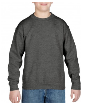 WDF Youth Crewneck Sweatshirt #18000B