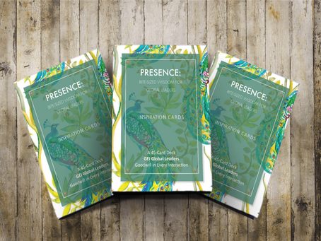 """New """"Presence"""" Card Format Offers Larger, Rectangle Size"""