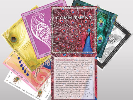 "The ""Presence"" Card Deck: Having Fun and Building New Capacities in You"