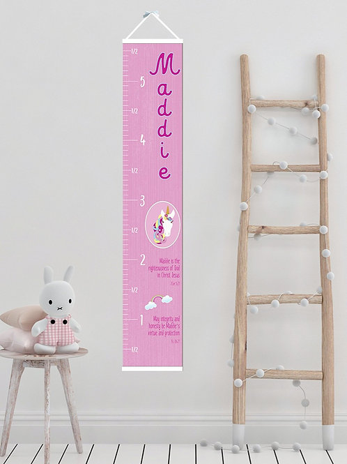 Mademoiselle Unicorn Growth Chart
