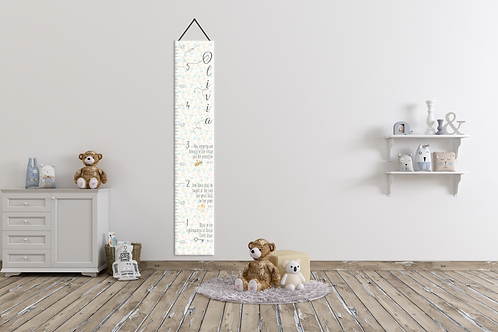 Bubbles Growth Chart