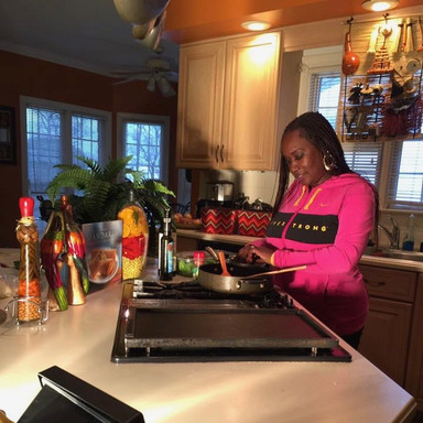 I enjoy cooking....