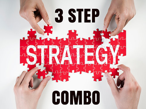 3 Step Strategy Combo