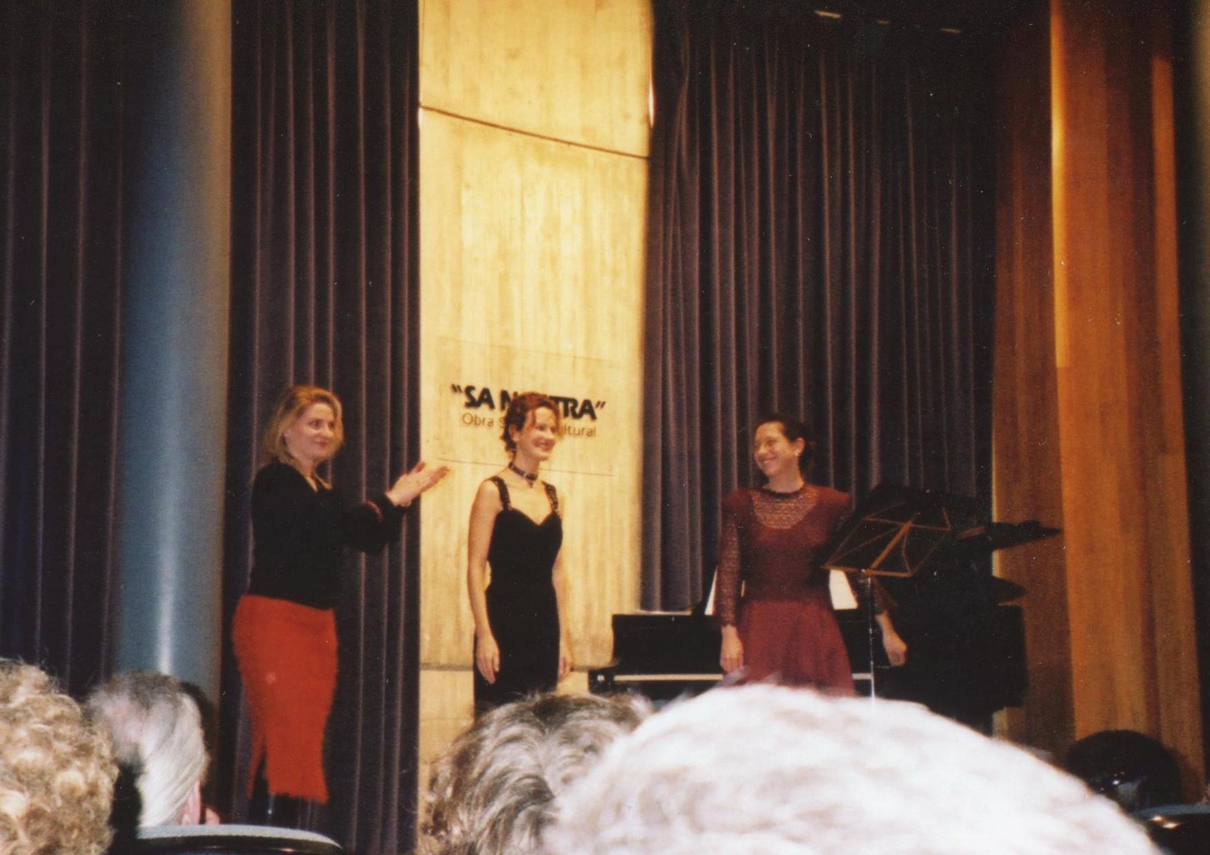 Centre Cultural Sa Nostra 2003