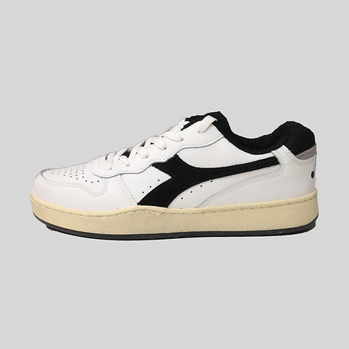 Diadora Mi Basket Low Used