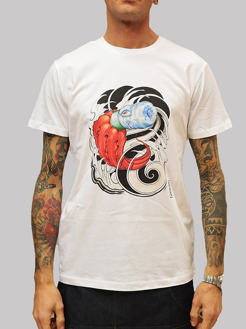 T-shirt Simoneti-tattoo