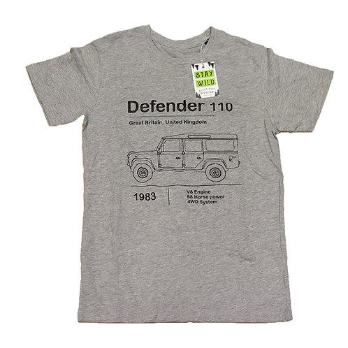 T-shirt Defender 110
