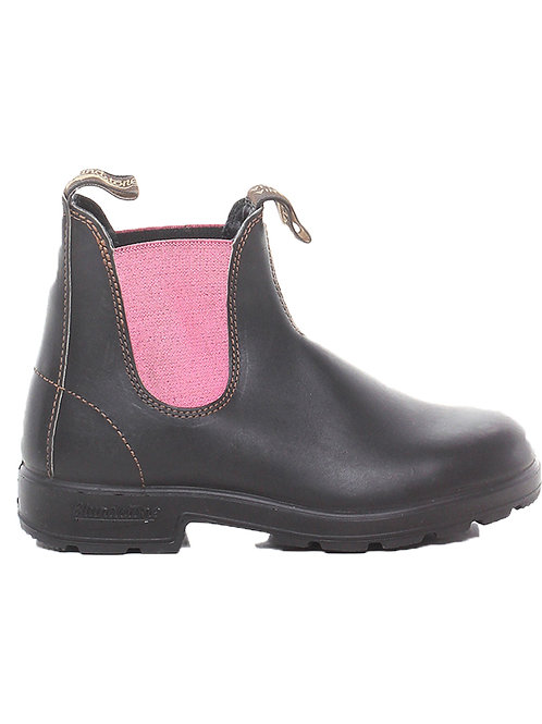 Blundstone Stout brown Pale Pink