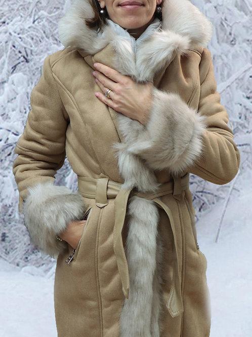 Cappotto pelliccia Markup