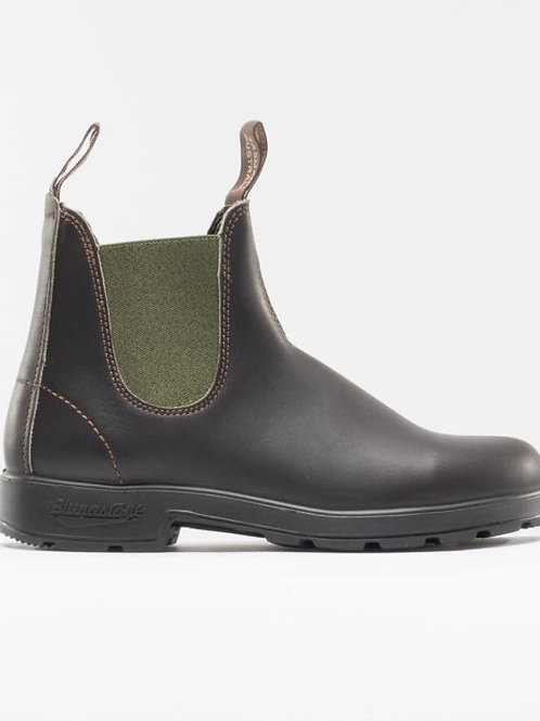 Blundstone  Stout brown olive