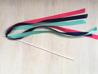 Boredom Buster #4: Ribbon Wand