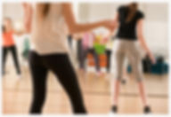 Commercial dance classes Worcestershire