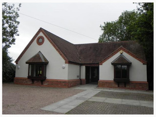 Village hall has a new look for the new term!