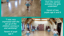 How we're making dance classes Covid-secure
