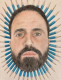 Self Pencil Portrait.JPG