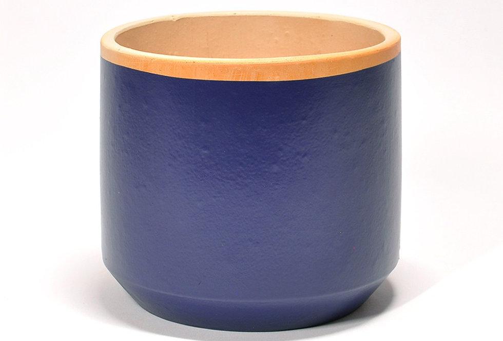 vaso CA blue