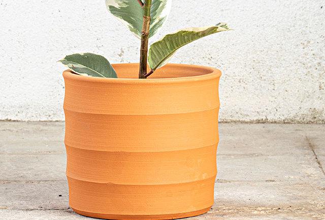 vaso OND terracota