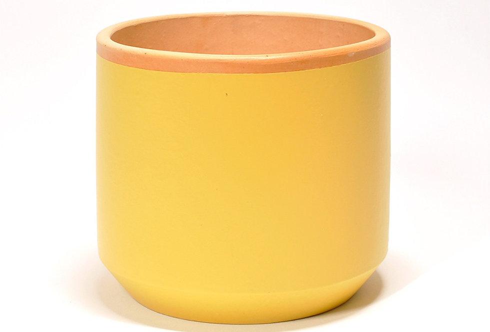 vaso CA yellow