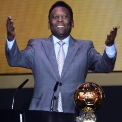 Les 7 Pilotes d'Or de Pelé