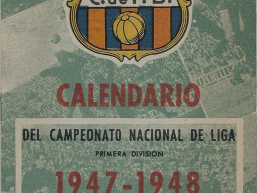 El calendari de 1947