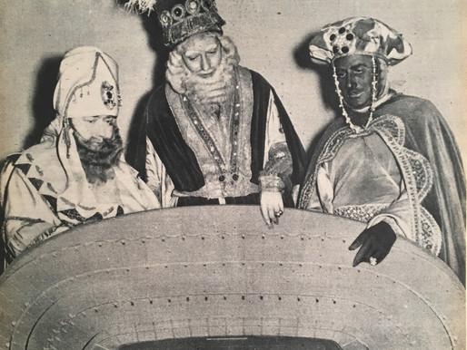 Quan els Reis portaven un camp nou