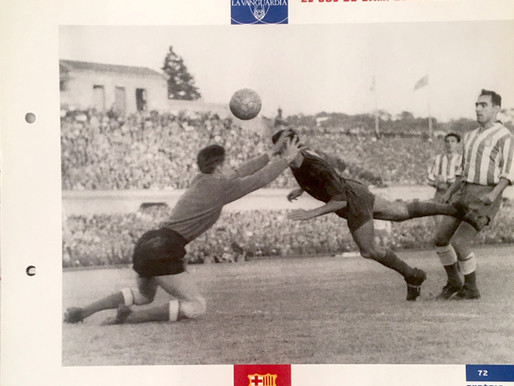 El gol de Sampedro