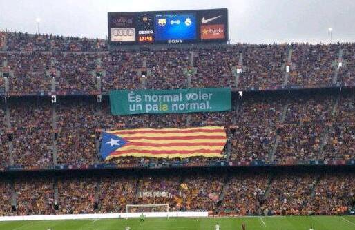 El Barça i la independència