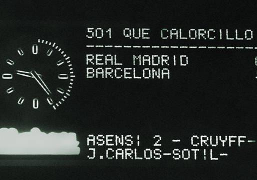 17 de febrer: Madrid, 0 - Barça, 5