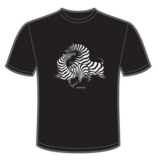 T-Shirt Zèbres - Homme