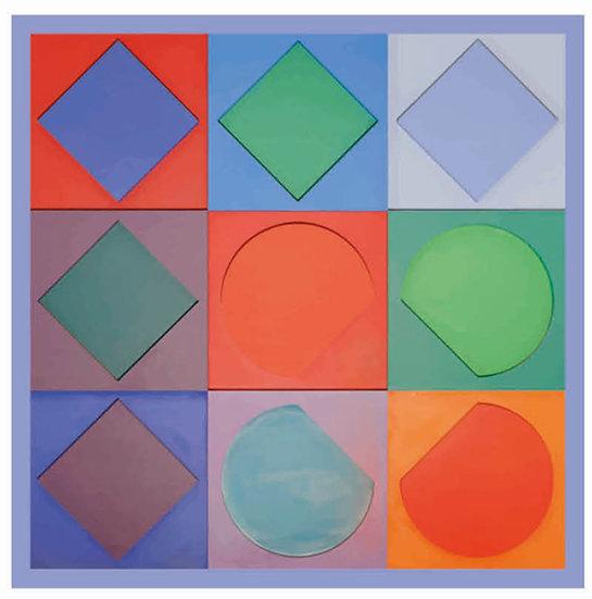 Puzzle Beryll