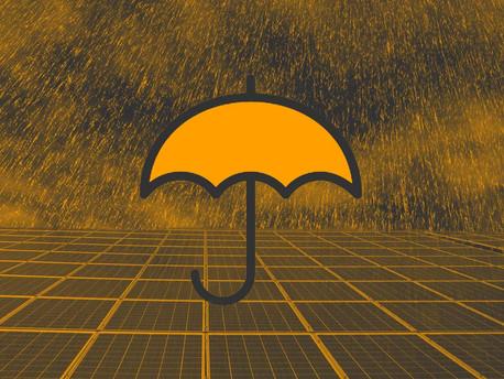 Energia solar funciona em dias de chuva? Entenda tudo sobre o assunto