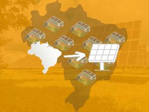 Democratização do acesso à energia solar no Brasil