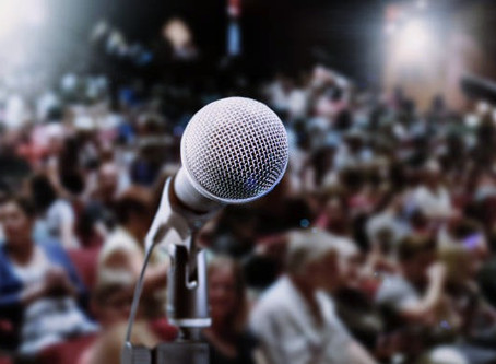 To Become A Better Speaker: Try This (S.T.O.P.)