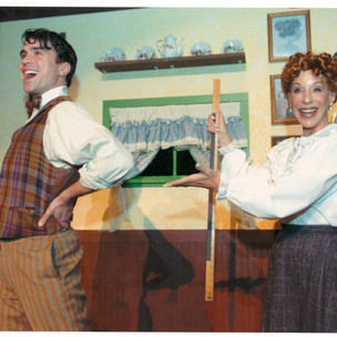 Mrs. Brice, FUNNY GIRL w/ Josh Walden