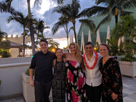 Lab in Hawaii, CURE-UAB 2018
