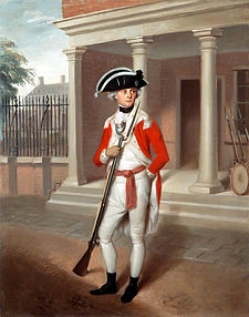 Lt George Belson, Corps of Marines, c178